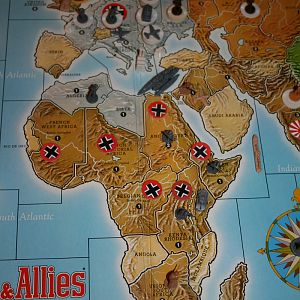 Afrika is Axis